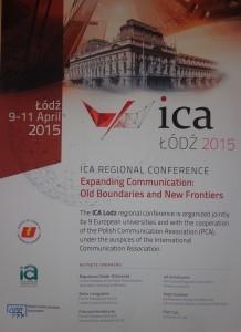 image: Regionalna konferencja International Communication Association